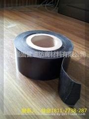 复合型涂布聚乙烯管道防腐冷缠粘胶带