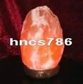 Himalayan Natural Rock Salt Lamps Pink 1