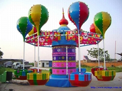 Samba balloon