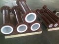 鋼襯聚四氟乙烯復合管道