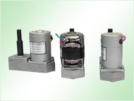 斷路器專用永磁直流減速電動機64ZY-C 2