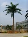 Artificial Roystonea regia tree coconut tree outdoor and indoor decoration 2
