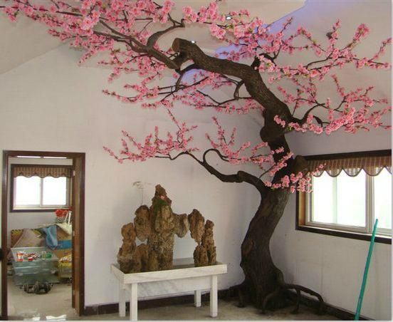 Emejing Indoor Fake Trees Ideas - Amazing House Decorating Ideas ...