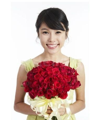 Artificial flower rose bud/single rose wreath/rose balls  1
