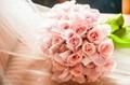 Artificial flower rose bud/single rose wreath/rose balls  2