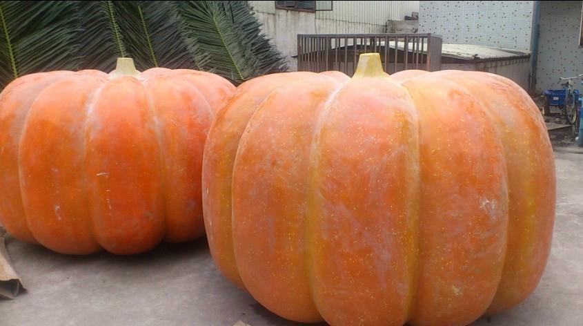 Artificial big Pumpkin for Decoration Thanksgiving gift halloween gift  1