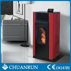 Home Use Freestand Wood Pellet Stove