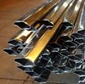 不锈钢花管门窗管 1