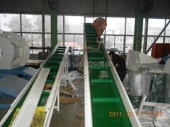 PVC带输送机