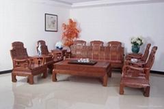 天津红木家具专卖店古典红木家具实木家具