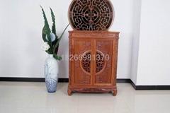 古典紅木傢具鞋櫃古典紅木傢具門廳傢具