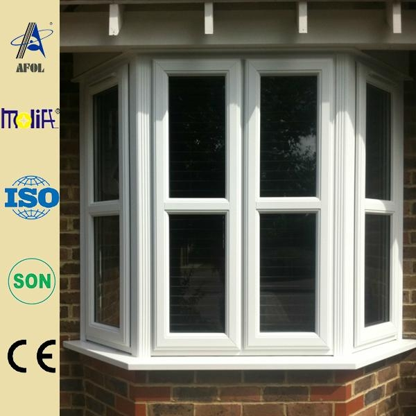 Hot sale nice quality upvc casement window afol 1 afol for Buy new construction windows online