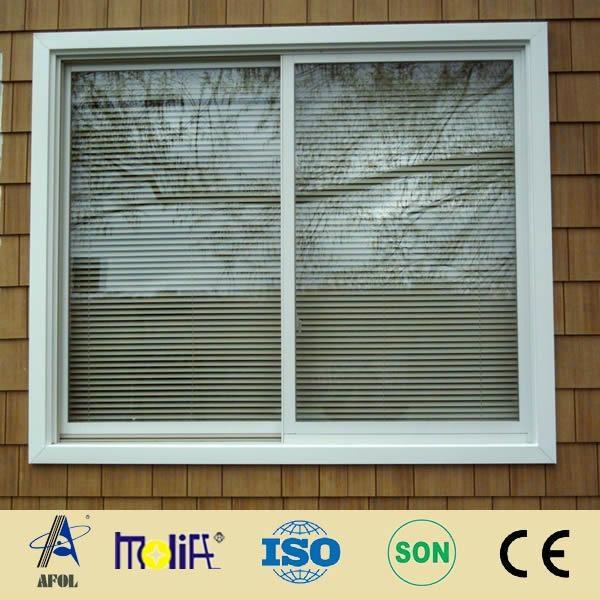 Hot Sale Nice Quality UPVC Sliding Window 4