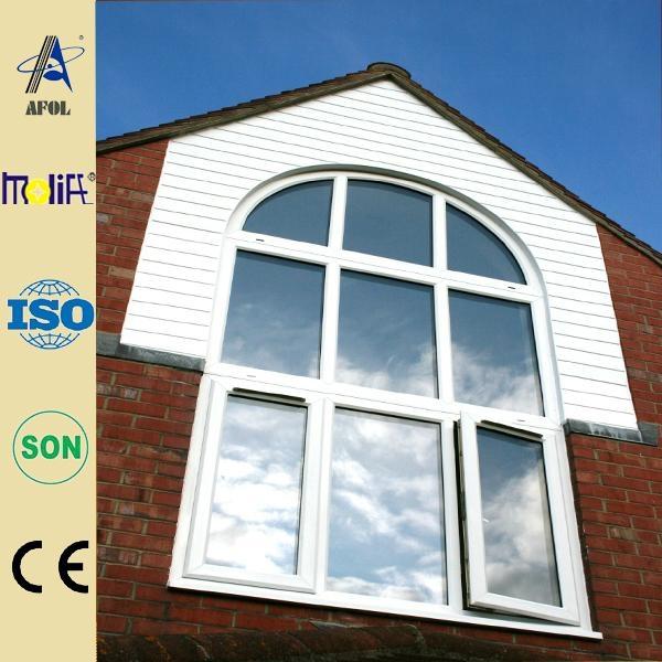 China double glazed windows casement pvc window made in China 2