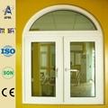 China double glazed windows casement pvc window made in China 5