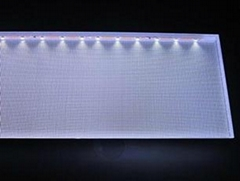Light guiding sheet (Edge light plate)