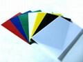 Cast acrylic sheets