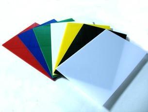 Cast acrylic sheets 1