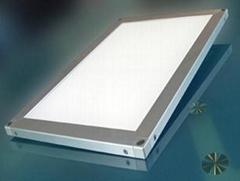 Light guide plate (LGP) for panel lights