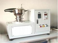 Powder mixing dispersion machine