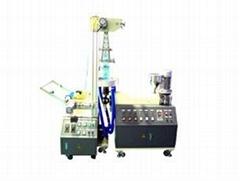 Small plastic blowing machine