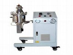 Mixing-dispersion machine