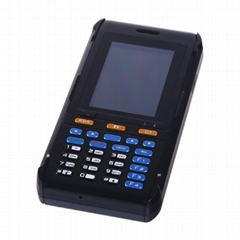 3g smartphone with RFID reader