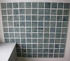 handmade custom Ceramic tile