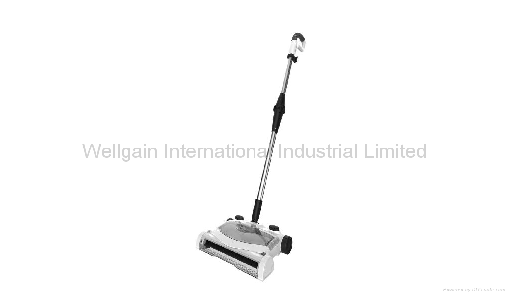 Steam Care cordless sweeper SW6125 1