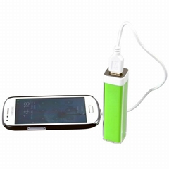 2014 cheapest! Power bank 2600MAH high capacity charge Power Bank For Phones