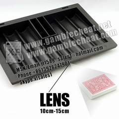 poker tray infrared camera for cards cheating
