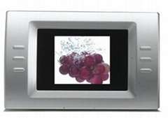 Digital Picture Frame - 7-inch LCD - Picture Slide Show - Rotation and Zoom