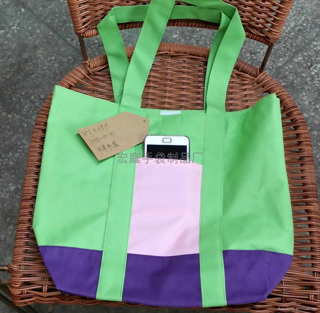 牛津布環保袋 2