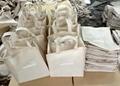 毛紡布環保購物袋 5