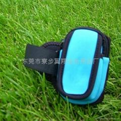 潛水料臂式手機袋