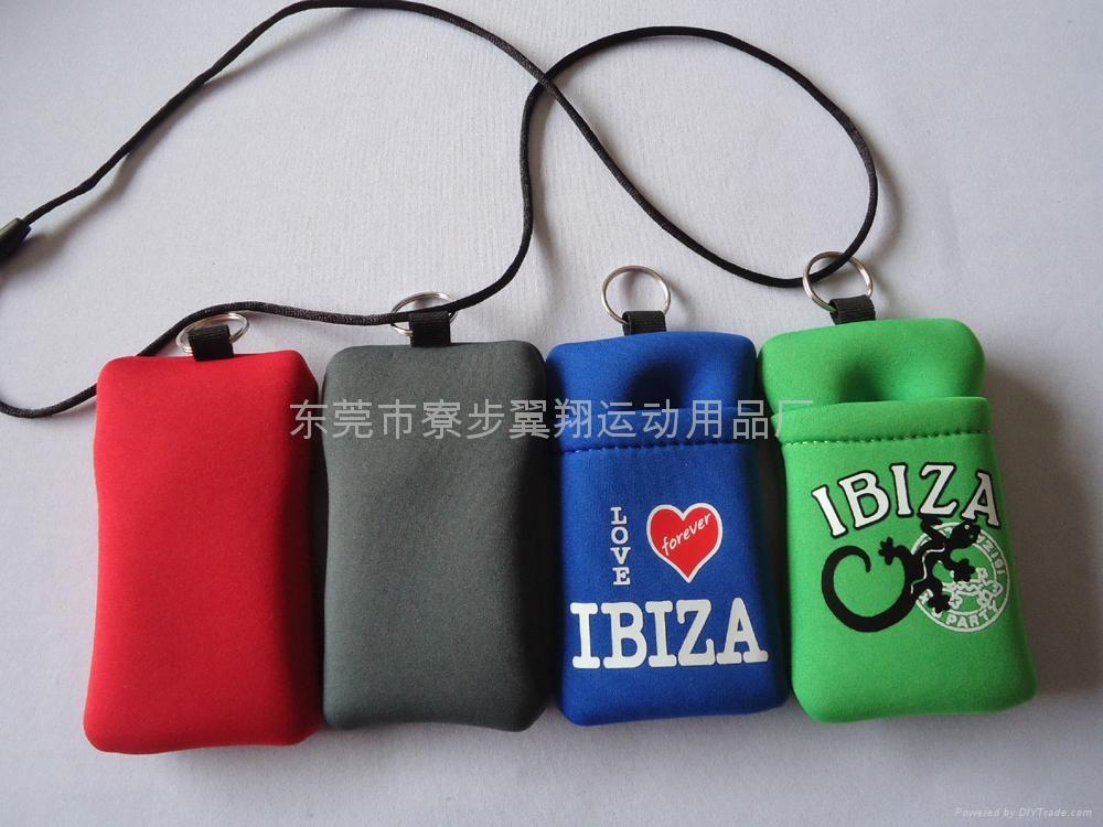 潛水料手機袋 2