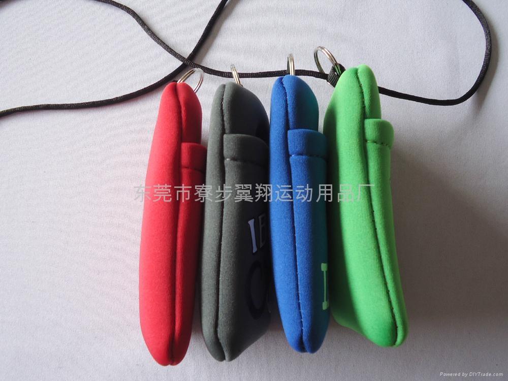 潛水料手機袋 3