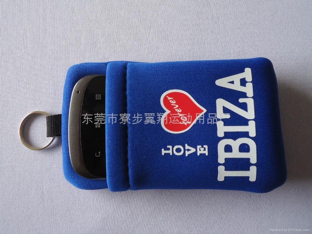 潛水料手機袋 5