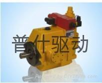 變量柱塞泵