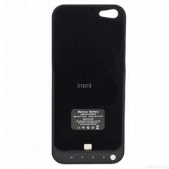 Backup Power Bank for iPhone 5, with 2000mAh Capacity