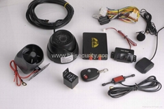 GPS car&vehicle tracker with camera TK106