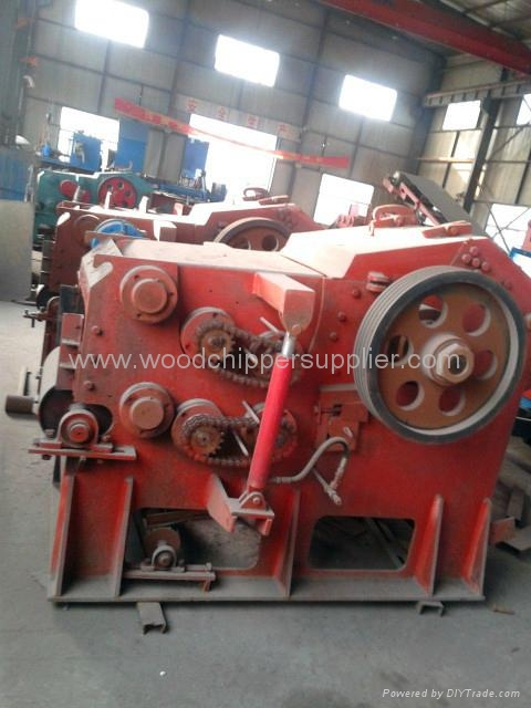Wood Chipper Shredder Machine for Sale 1