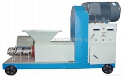 wood charcoal briquette machine/sawdust briquette making machine
