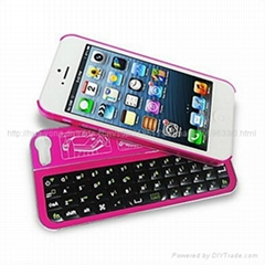 Mini sliding bluetooth keyboard for iphone