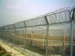 飛機場隔離護欄網