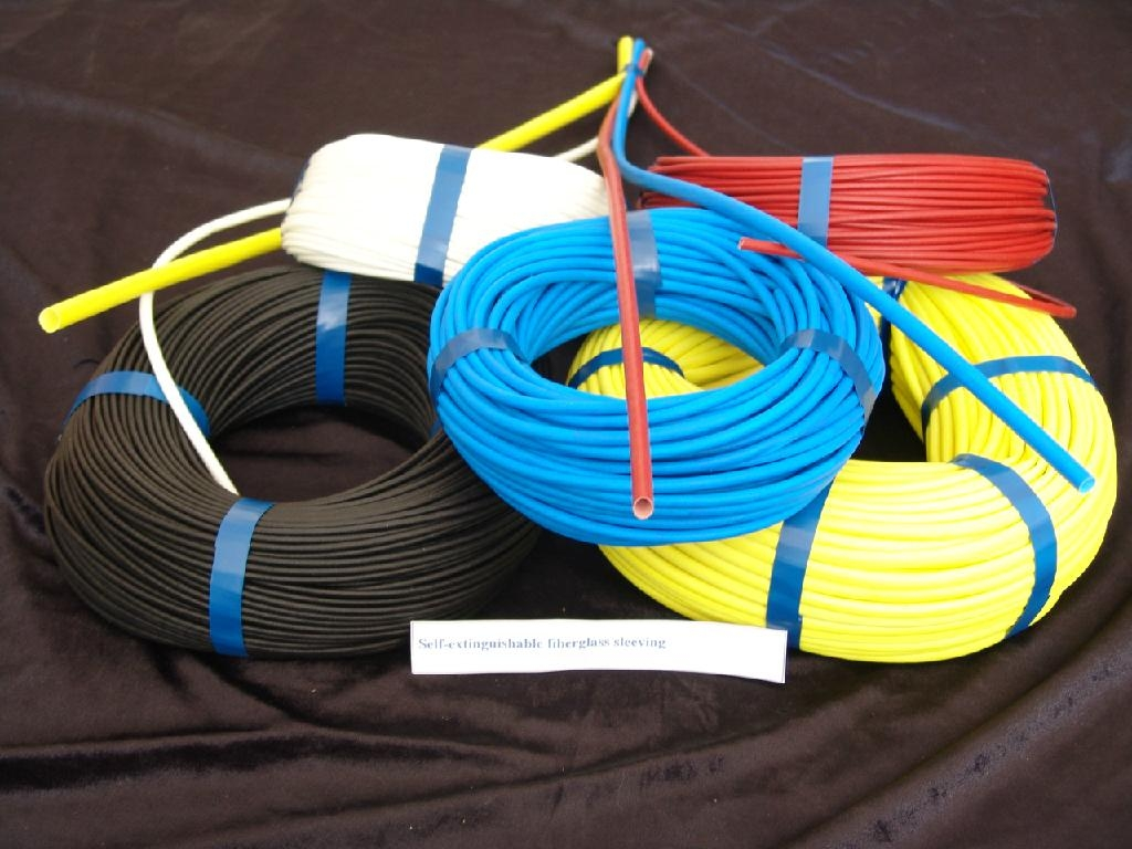 硅樹脂玻璃纖維軟管 1