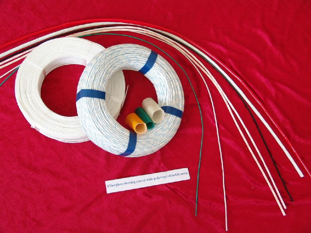 聚氯乙烯玻璃纖維軟管 1