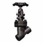 Y Type globe valves