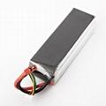 HOT 22.2V 5200MAh 20C LI-PO batteries