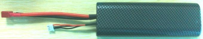 4000mah 7.4V 30C Car model Lipo battery 2